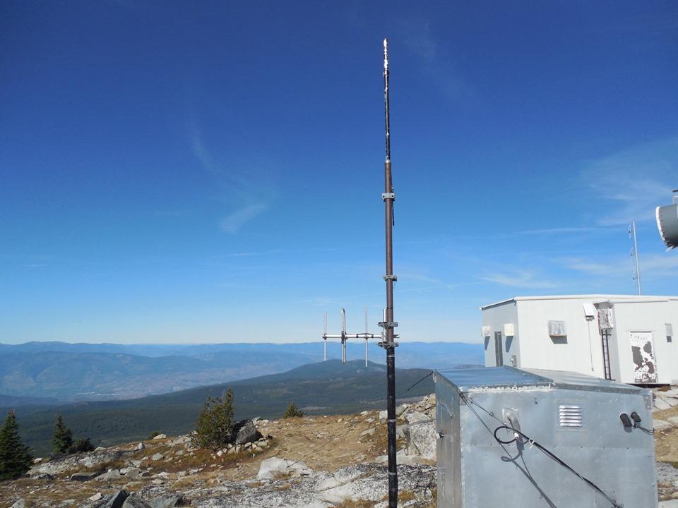 VE7RDB Repeater Antenna